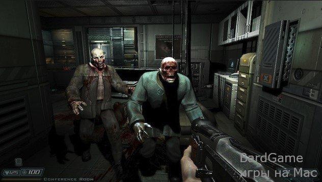 Скачать игру Doom 3 на Mac торрент бесплатно
